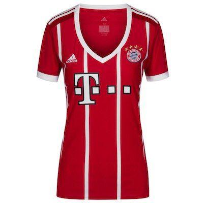 FC Bayern München Home Trikot Damen 2018 für 16,98€ (statt 30€)