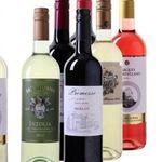 12 Flaschen Wein-Welt-Reise für 39,94€