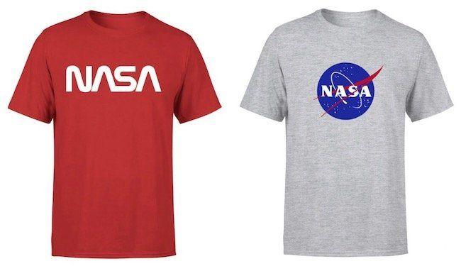 NASA T Shirts für Damen und Herren für je 9,99€ (statt 18€)