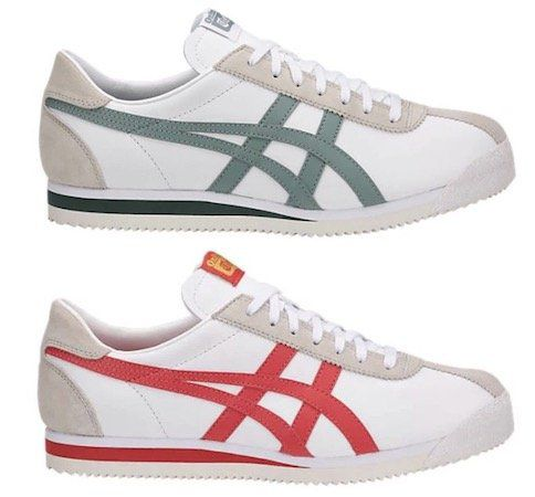 Schnell? Asics Tiger Corsair Sneaker für 36€ (statt 73€)