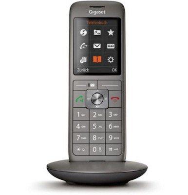 Gigaset Mobilteil CL660 HX Universalmobilteil mit Farbdisplay für 44,44€ (statt 52€)