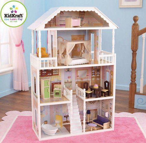 KidKraft Savannah Puppenhaus für 102,94€(statt 136€)
