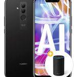 Knaller! Huawei Mate 20 lite inkl. Amazon Echo und Huawei Moleskine Smart Writing Set für 1€ + Vodafone Allnet-Flat mit 5GB *Highspeed* für 24,05€ mtl.