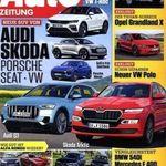 Auto Zeitung Jahresabo für 80€ inkl. 80€ Verrechnungsscheck