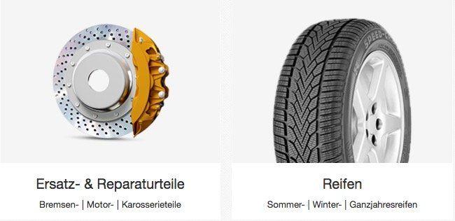 Bis Mitternacht: 10% Rabatt auf Autozubehör ausgewählter Händler bei eBay (auch Reifen etc.)