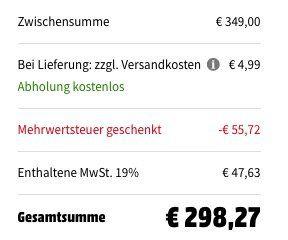 Apple HomePod Lautsprecher mit Raumerkennung für 298,27€ (statt 330€)