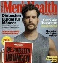Jahresabo Mens Health für 63,60€ inkl. 50€ Verrechnungsscheck oder Amazon Gutschein