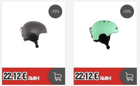 TSG Ski Schutzhelme für je 19,12€ (statt 49€)