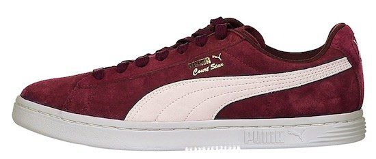 Puma Court Star SD FS Herren Sneaker in Rot für 24,95€