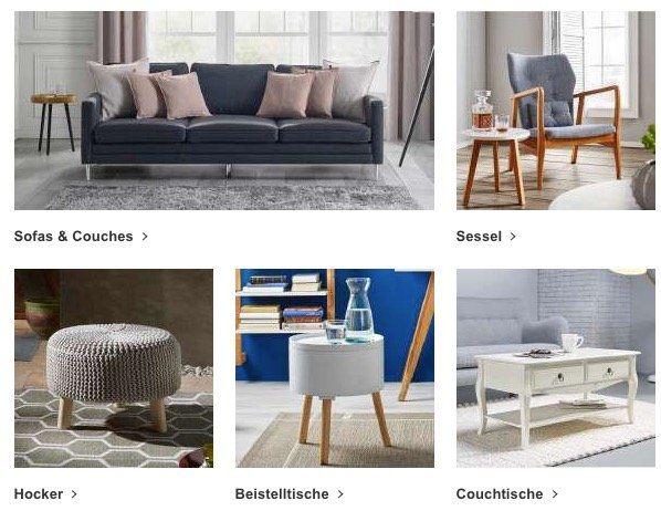 Nur heute: Mömax mit 33% Rabatt auf ausgewählte Möbel im Onlineshop   z.B. Schlafsofa Babette inkl. 2 Kissen ab 79,73€