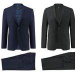 """s.Oliver Anzug """"Cosimo Flex"""" oder """"Cesano Slim"""" in Slim Fit für 99,90€"""