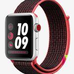 Ausverkauft! Apple Watch Series 3 Nike+ LTE 42mm Uhren für je 268€ (statt 380€)