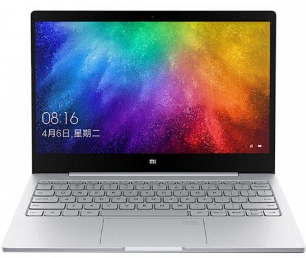 Xiaomi Air 13 Notebook (2017) mit Fingerprint Sensor für 799,99€   Macbook Alternative?