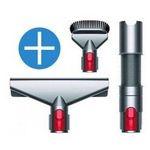 Dyson Fluffy V7 – Handstaubsauger mit Zyklon-Technologie + Zubehör für 295,90€ (statt 363)