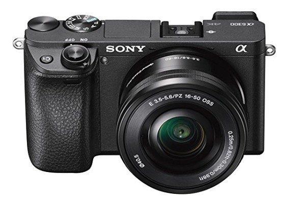 Sony Alpha 6300 Systemkamera inkl. 16 50mm Objektiv für 657,75€(statt 825€)