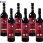 6 Flaschen Caballo d'Oro Tempranillo Reserva Rotwein für 34,98€ – mehrfach goldprämiert!