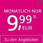 o2 my Data M Datentarif mit 10GB LTE für 9,99€ mtl. + Parrot Drohne für 35€ dazu buchbar