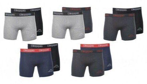10er Pack Kappa Herren Boxershorts für je 27,95€