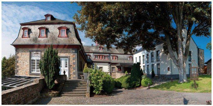 2 ÜN im 4* Schlosshotel Burgbrohl in der Eifel inkl. Frühstück, Dinner & Wellness ab 139€ p.P.