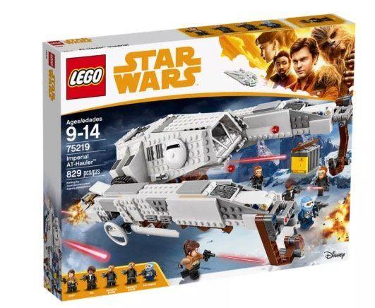 LEGO 75219 Star Wars Imperial AT Hauler für 59,99€ (statt 72€)