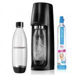 Sodastream Easy Wassersprudler + Flasche + CO2 Zylinder für 44,89€ (statt 52€)