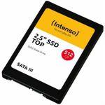 """Intenso """"Top"""" 512GB SSD für 49,90€ (statt 58€)"""