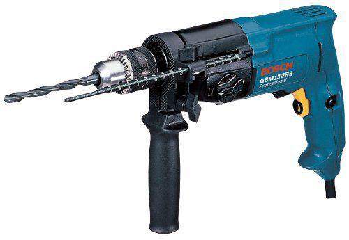 Bosch GBM 13 2 RE Professional Bohrmaschine mit Zahnkranzbohrfutter (0601169503) für 124€ (statt 229€)