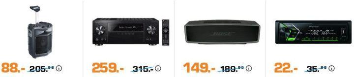Saturn Weekend Sale: günstige TVs, Hifi, IT & Haushaltsgeräte
