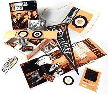 Broilers   (sic!) Limited Fan Box (CD + DVD Video) für 41€ (statt 51€)