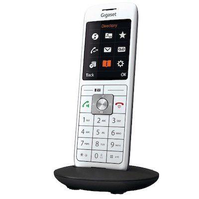 2x Gigaset Mobilteil CL660HX DECT mit Farbdisplay für 60€ (statt 100€)
