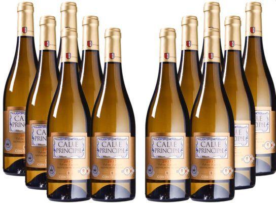 Calle Principal Edición Limitada   12 Flaschen trockener spanischer Weißwein für 45€