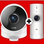 Preishammer: D-Link Überwachungs- und Smarthome Geräte im Bundle ab 49€