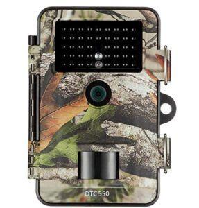 MINOX DTC 550   12MP Wild  und Überwachungskamera für 99,90€