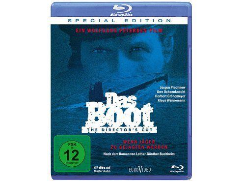 Das Boot (Directors Cut) als Blu ray für 7€ (statt 10€)