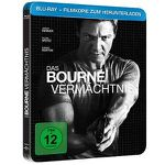 Das Bourne Vermächtnis als Steelbook-Edition (Blu-ray) für 7€ (statt 9€)