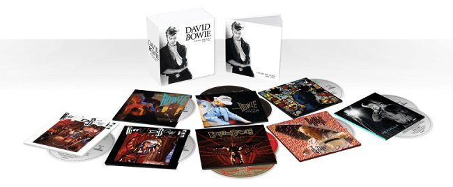 David Bowie   Loving The Alien (1983 1988) Box für 99,99€ (statt 121€)