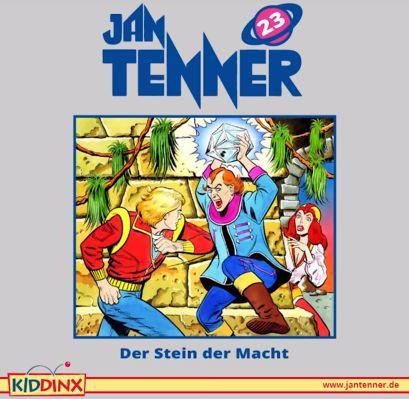 Jan Tenner   Der Stein der Macht (Folge 23, Hörspiel) kostenlos