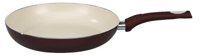 ELO 77844 Pure Aubergine Bratpfanne mit Keramikbeschichtung für 8€ (statt 17€)