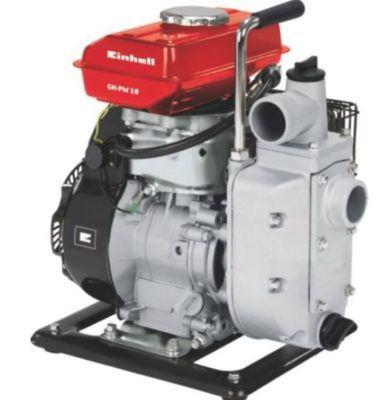 Einhell GH PW 18   4 Takt Benzin Wasserpumpe für 144,99€
