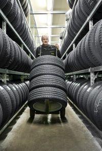 6 Monate Ersteinlagerung von bis zu 4 PKW Reifen gratis bei Vergölst   nur für Neukunden