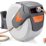 Fuxtec FX-WSA30 Wasserschlauchaufroller inkl. 30 m Gewebeschlauch für 80,10€ (statt 99€)