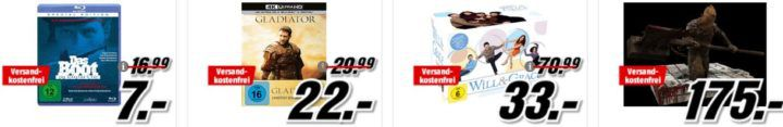 PS4 Games Bundle (DOOM, Call of Duty   Infinite Warfare, Destiny 2) für 19€ (statt 35€) uvm. im Media Markt Dienstag Sale