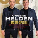 GQ Miniabo mit 4 Ausgaben 14,13€ + 15€ Amazon-Gutschein