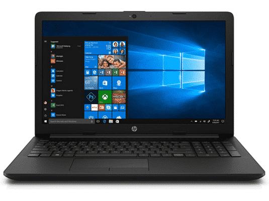 HP 15 da0302ng   15,6 Notebook mit 128 GB SSD, 4 GB RAM & Windows 10 ab 269€ (statt 319€)