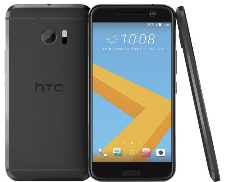 Top! HTC 10   Android 6 Smartphone in Grau ab 229€ (statt 319€)