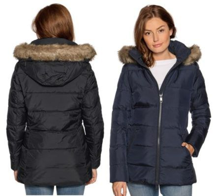 Tommy Hilfiger CL New Nina   Damen Daunen Jacken div. Farben ab 140,98€ (statt 199€)