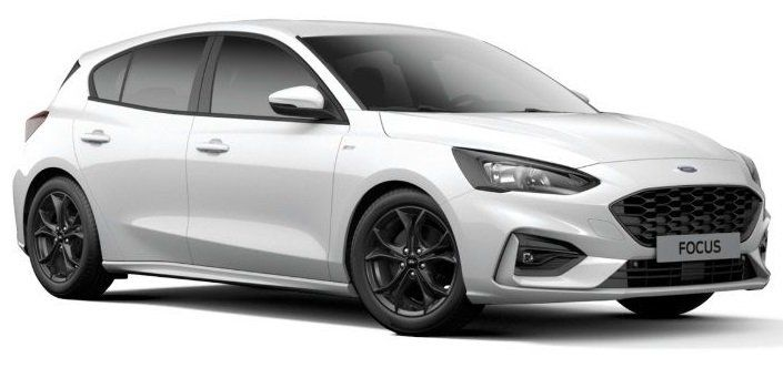 Ford Focus 1.5 5 ST Line Leasing (neues Modell, gewerblich oder privat) ab 199€ mtl.