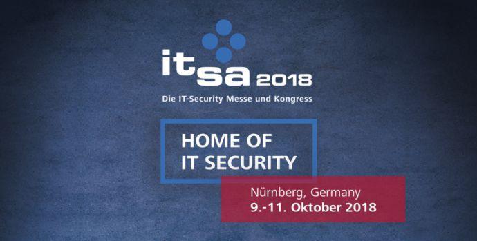 Gratis Ticket für die IT SA Messe 2018 (9.   11. Oktober)
