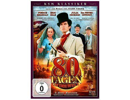 Jules Vernes   In 80 Tagen um die Welt (DVD) für 7,99€ (statt 16€)