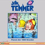 Jan Tenner – Planet der 1000 Wunder (Folge 22, Hörspiel) kostenlos
